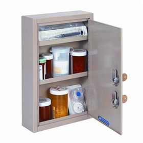 Single Door Compact Narcotic Safe - Economy