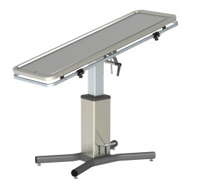 Continuum Flat-Top Hydraulic Base Surgery Table