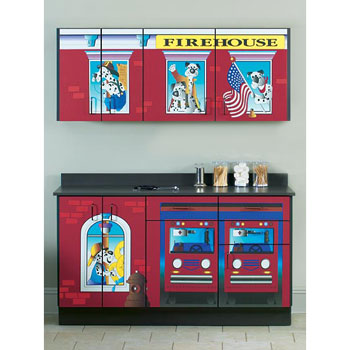 """Firehouse"" Cabinets"