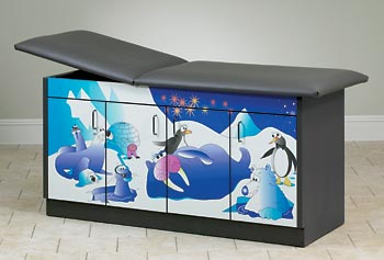 """Cool Pals"" Pediatric Treatment Table"