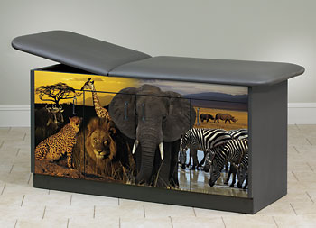 """Safari"" Treatment Table"