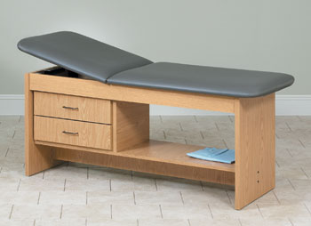 Style Line Treatment Table w/ Drawers