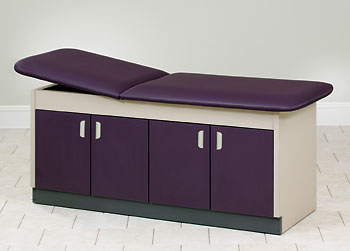 4-Door Cabinet Style Treatment Table