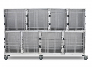 Shor-line 9' Assembly, Stainless Steel Cages
