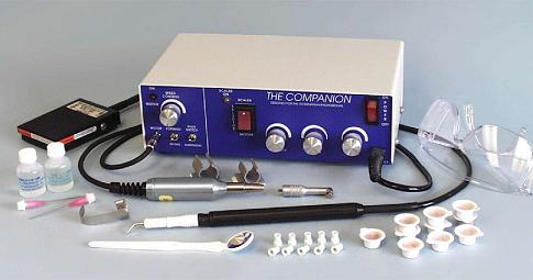 COMPANION SCALER/POLISHER COMBO