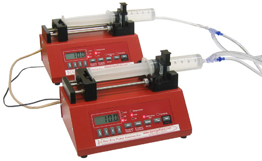 Continuous Infusion Dual Syringe Pump