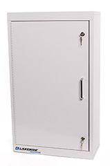 Single Door Double Lock Narcotic Safe