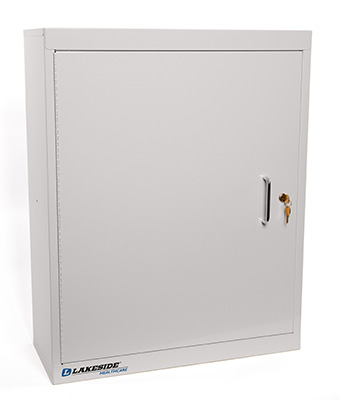 Single Door, Single Lock Narcotic Cabinet