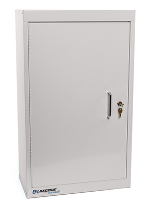 Double Door, Double Lock Narcotic Safe