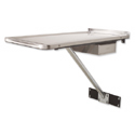 WALL MOUNT EXAM TABLE
