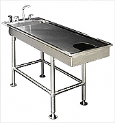 ALL STAINLESS ECONOMY WET TABLE