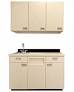 Coordinating Exam Room Cabinets
