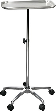 INSTRUMENT STAND / 5-Caster Base