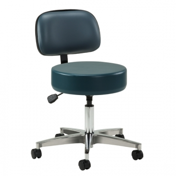 Medical / Exam Stool with Backrest