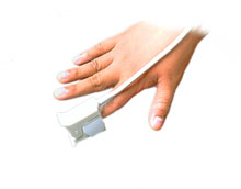 Nonin compatible Pediatric Finger Sensor