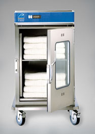 Pedigo Blanket Warming Cabinets