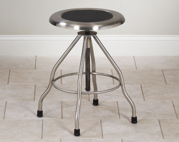 Stainless Steel Medical/Lab Stool