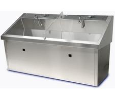 Surgical Scrub Sink w/ Infrared Sensors