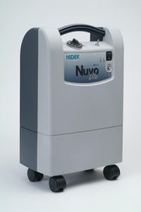 Nuvo Lite Oxygen Concentrator